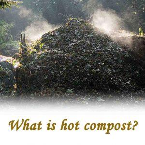 Hot composting