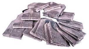 Are plastic tea bags safe?