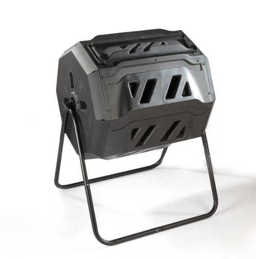 Tumbler composter vs bin 2