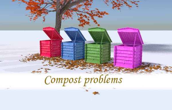 Compost problems