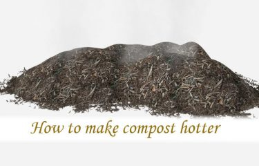 How to make compost hotter