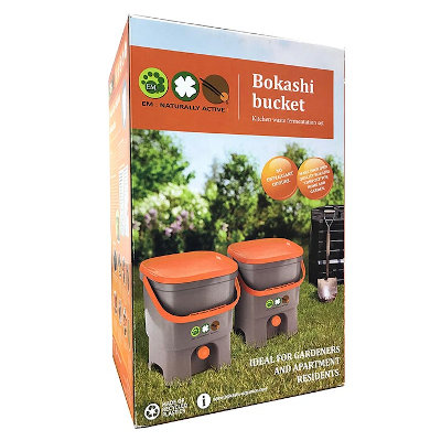 Bokashi Kitchen Waste Composting Kit