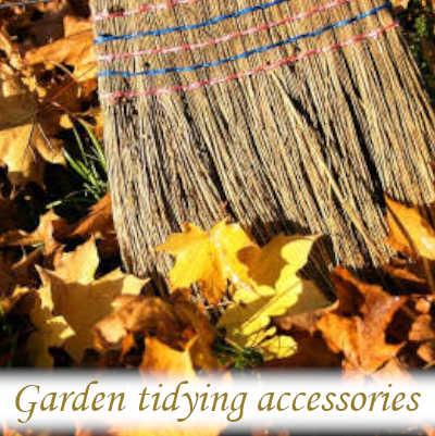 Garden tidying accessories