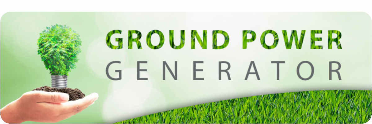 Find out how to get energy from the ground