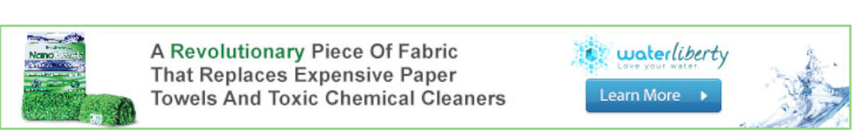 Introducing fabric that replaces paper towels