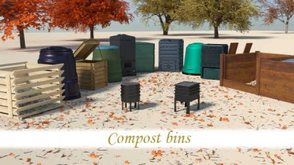 Compost bins and what to look for