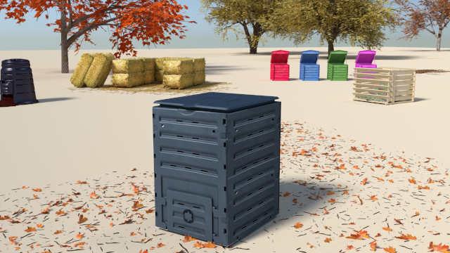Compost bins_eco