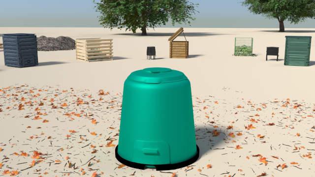 Compost bins_rapid